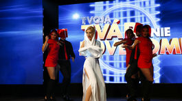 Lenka Vavrinčíková ohlásila tretiu sériu šou Tvoja tvár znie povedome.