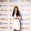 Na akcii Markíza sa objavila aj speváčka Katka Knechtová.
