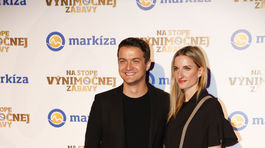 Na akcii nechýbali ani manželia Adela Vinczeová a Viktor Vincze.