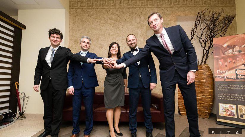 VÚC: Stretnutie novozvolených županov Mikuláš...