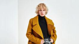 výrazné farby, kabáty, trend, jeseň-zima 2017/2018