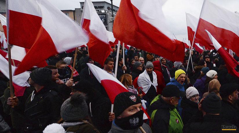 polsko, pochod, nacionalisti,