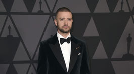 Herec a spevák Justin Timberlake.