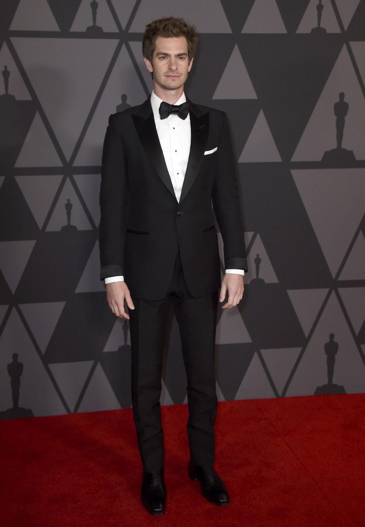 Herec Andrew Garfield.
