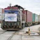 Do Bratislavy dorazil vlak z Číny, tovar cestoval 17 dní