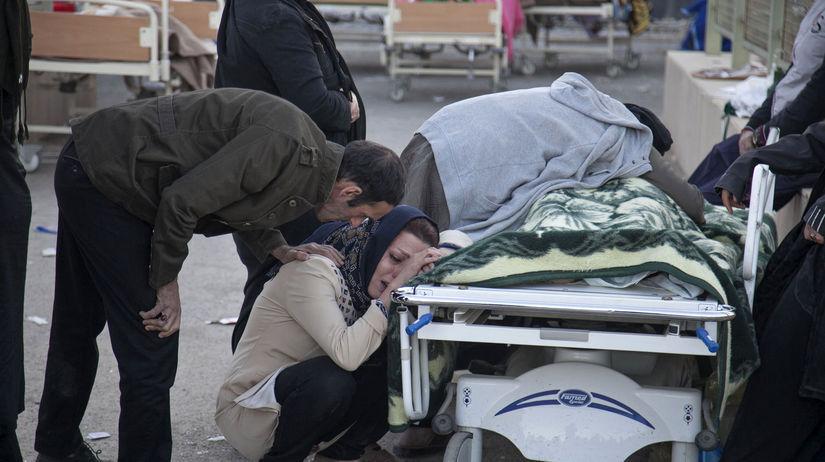 iran, irak, zemetrasenie