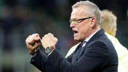 Janne Andersson, Švédsko, futbal