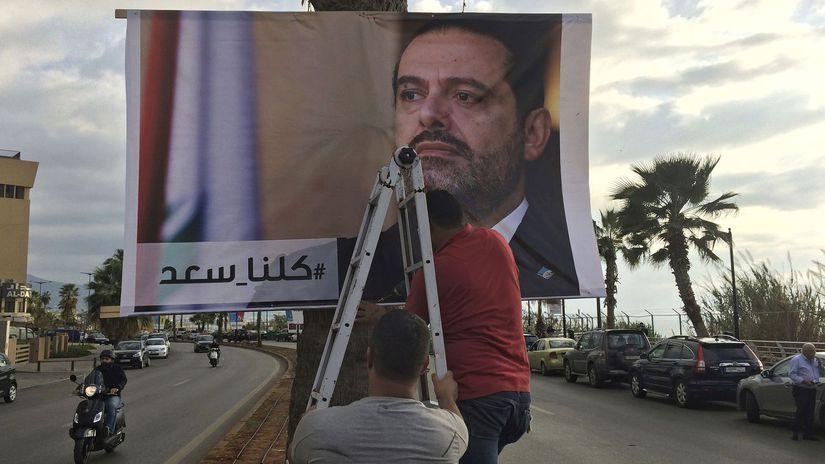 Libanon, Saád Harírí