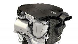 Mercedes-Benz - motor 220d OM654