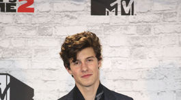 Spevák Shawn Mendes s dvoma cenami MTV Europe Music Awards.