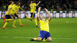 Švédsko, radosť