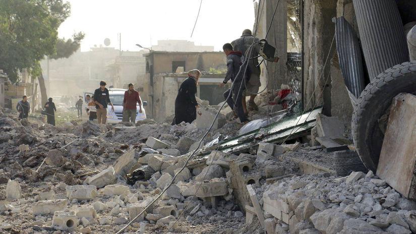 Syria, aleppo