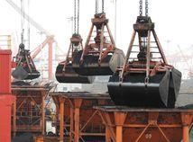 Čína, uhlie, ťažba, priemysel