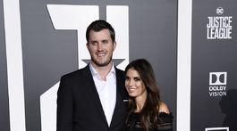 Drew Pomeranz a jeho manželka Carolyn Esserman