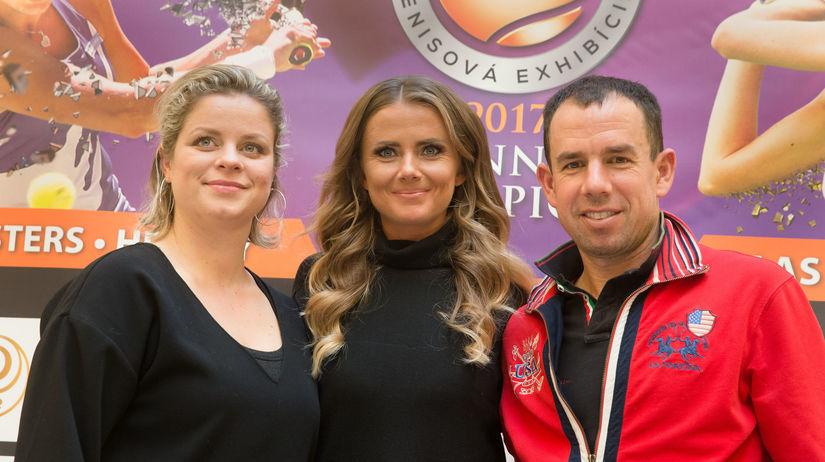 Kim Clijstersová, Daniela Hantuchová, Dominik...
