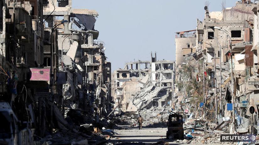 rakka, syria