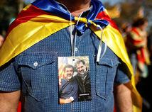 Katalánsko väzni Jordi Sánchez