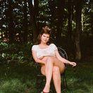 Modelka Molly Constable na zábere z magazínu Playboy.