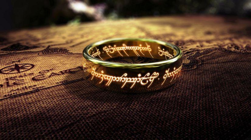 pán prsteňov, lord of the rings, prsteň,