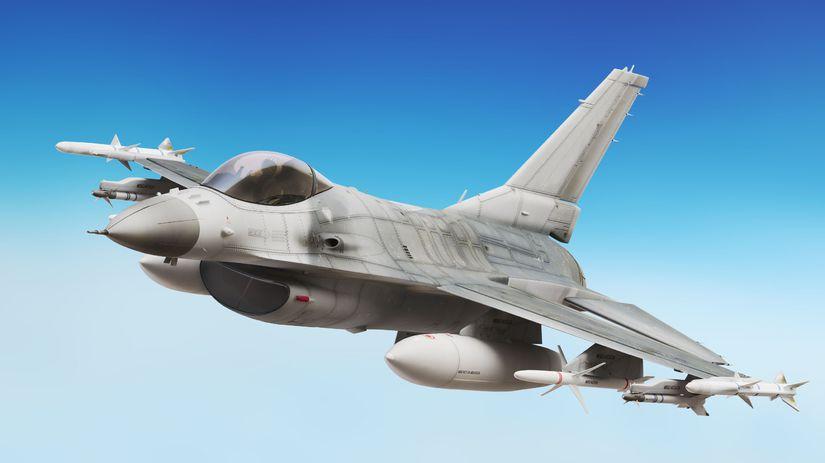 Stíhačka F–16
