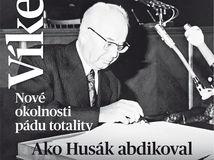 Túto sobotu vo Víkende: Približovanie sa k pravde o Gustávovi Husákovi