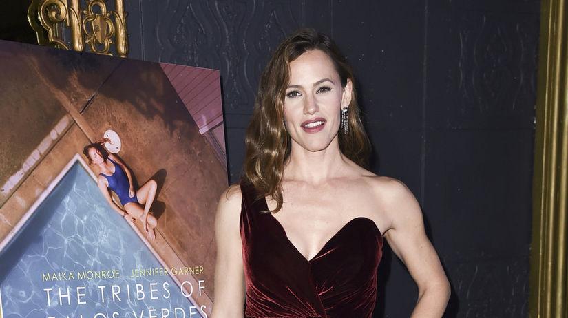 Herečka Jennifer Garner na premiére filmu The...