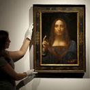 Leonardo da Vinci Spasiteľ sveta