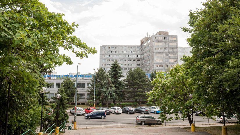 kramare, nemocnica