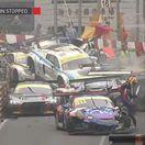 Macau, GT Series, havária