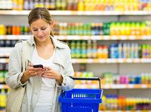 potraviny, nakupovanie, obchod, potravina