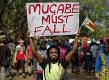 Zimbabwe, harare, mugabe