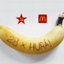 banán, MacDonald, päťcípa hviezda
