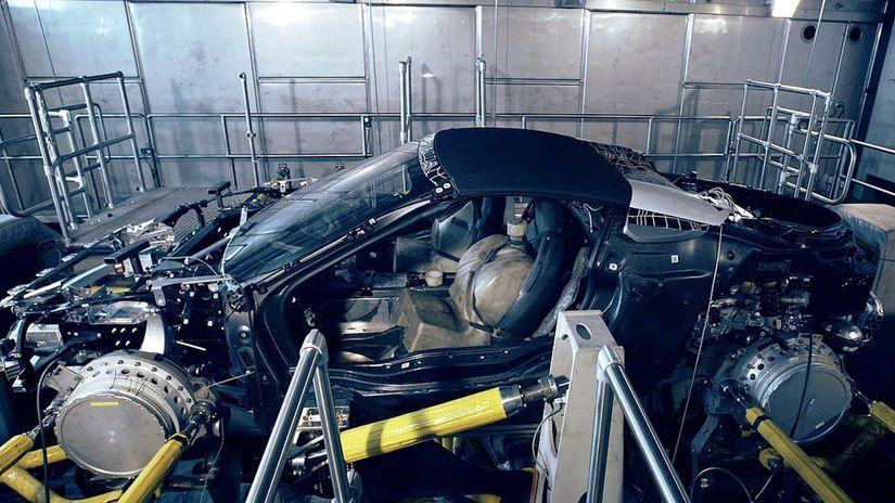 BMW i8 Roadster - výroba