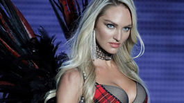 Modelka Candice Swanepoel.