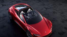 Tesla Roadster 2020 - 2017