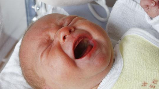 When Baby Cries