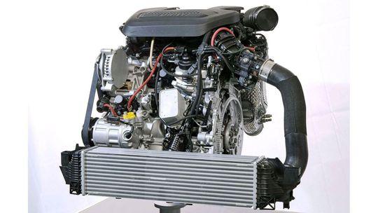 BMW: Nové naftové motory dostanú dve turbá. Aj 3-valec!