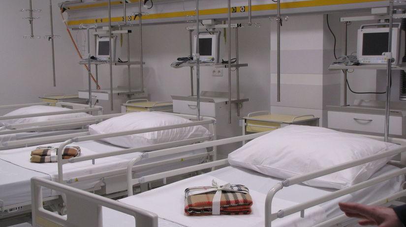 Michalovce, nemocnica