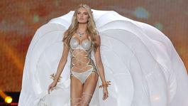 Modelka Romee Strijd.