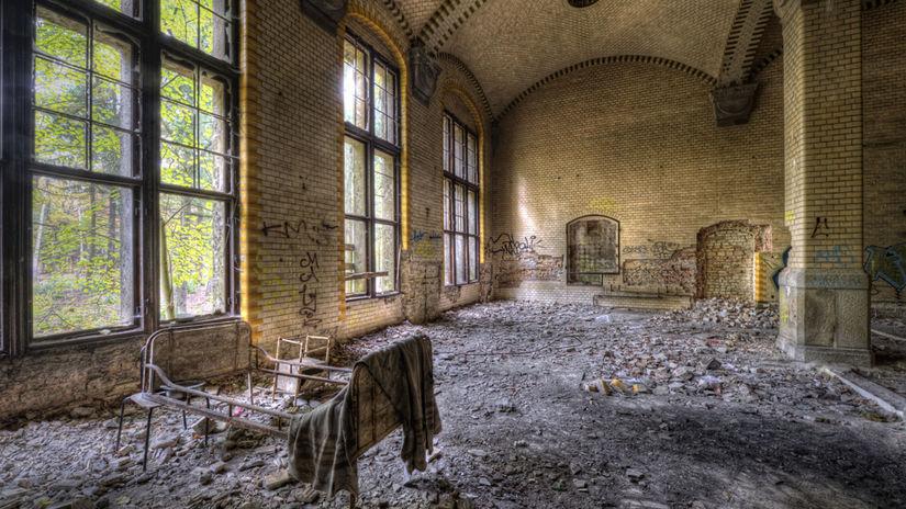 sanatórium, Beelitz