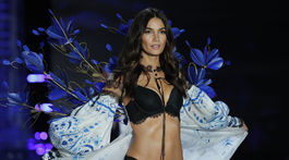 China Victoria's Secret  Lily Aldridge predviedla sexy krivky.