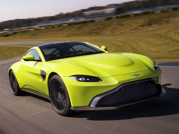 Aston Martin Vantage - 2018