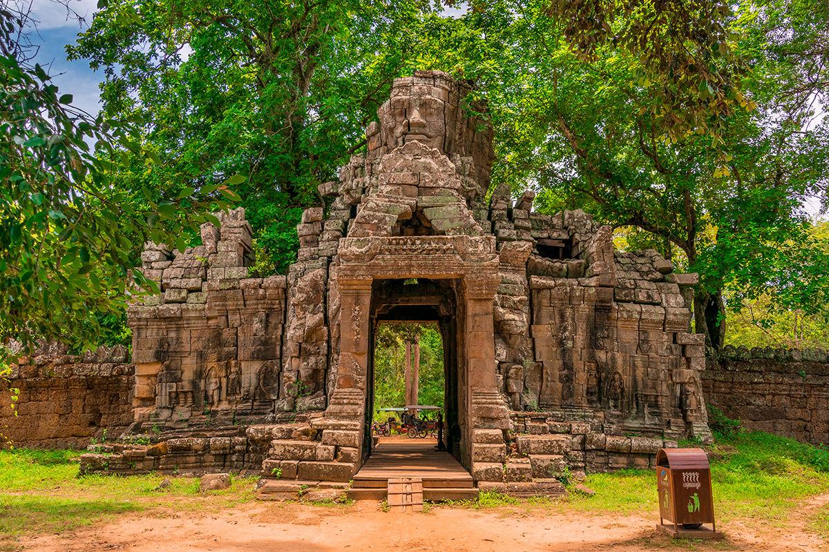 Kambodža, Angkór Vat