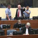 Mladiča uznal súd za vinného z genocídy, odsúdili ho na doživotie