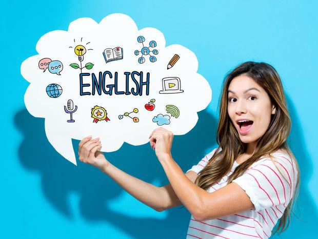 angličtina, english