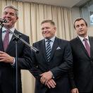 Béla Bugár, Robert Fico, Andrej Danko