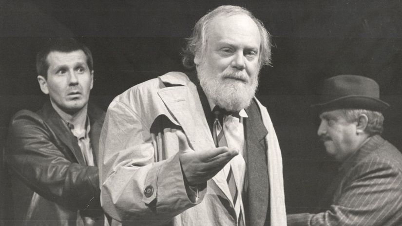 Ján Kroner, Pavol Mikulik a  Marián Labuda