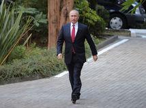 Buď ja, alebo chaos, odkázal Putin Rusom