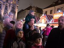 BRATISLAVA: Otvorenie Vianočných trhov 2017