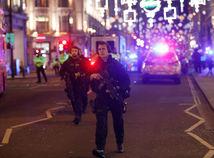 Británia, polícia, stanica metra